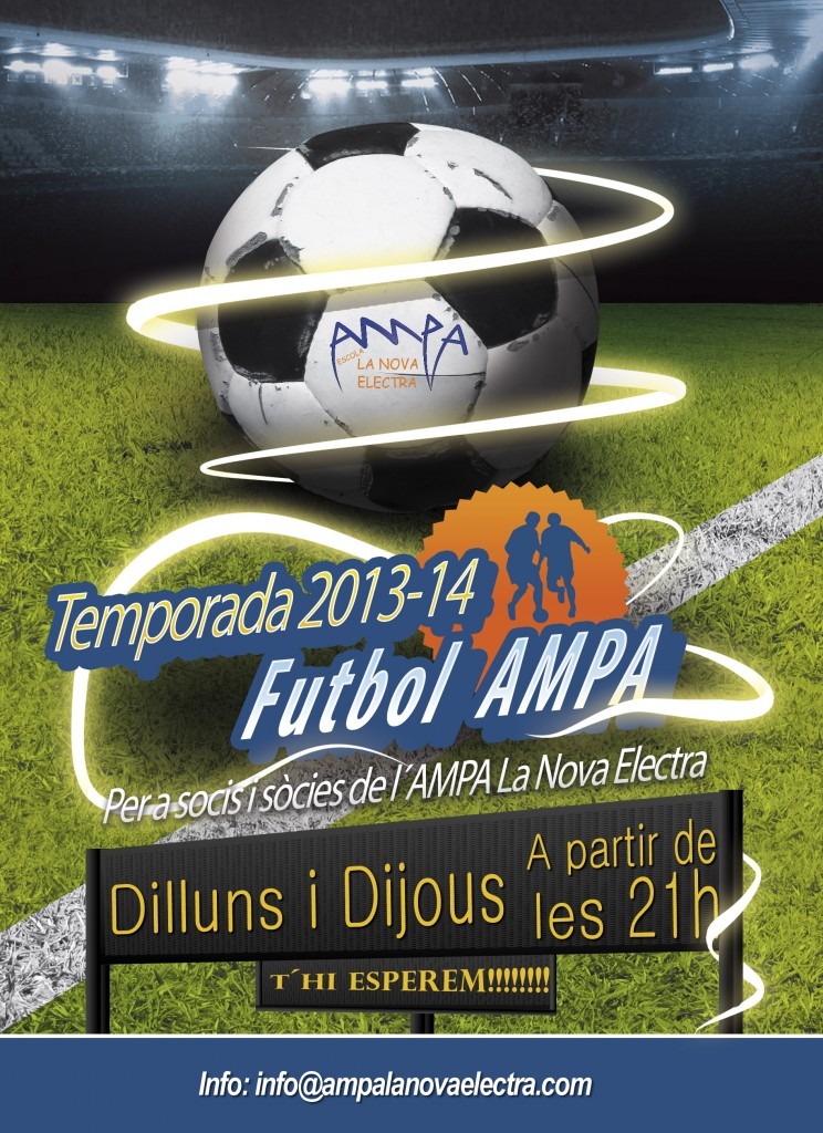 Futbol AMPA