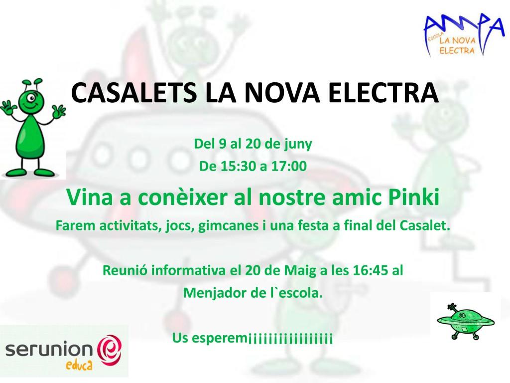 Casalets La Nova Electra