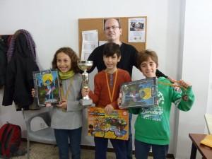 Els participants de La Nova Electra amb l'Ivo, el seu entrenador.